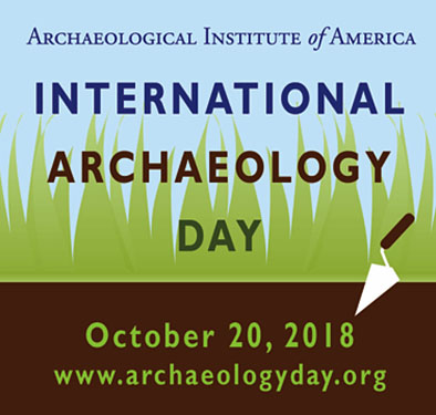 International Archaeology Day!