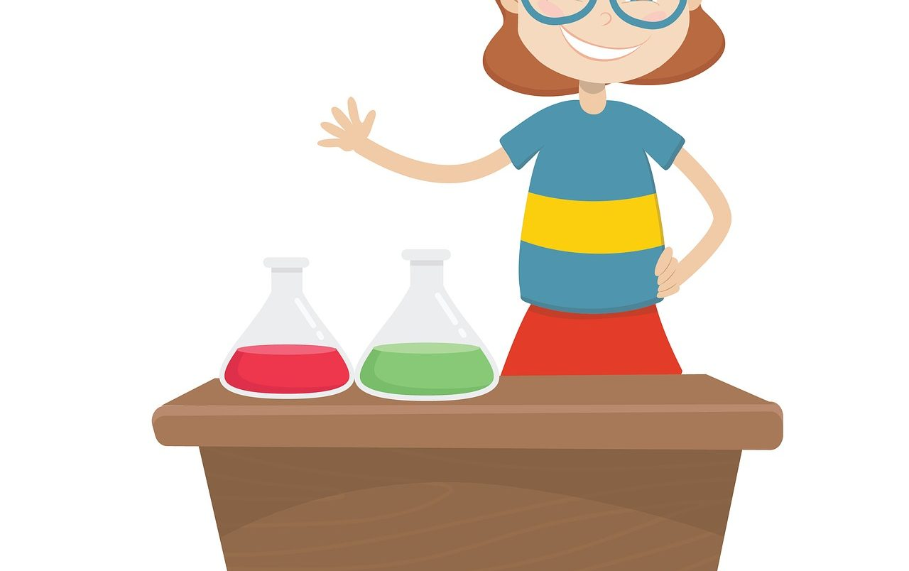 New Curriculum Kit: Chemistry!