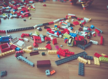 Learn to code using LEGO® bricks (and more)!