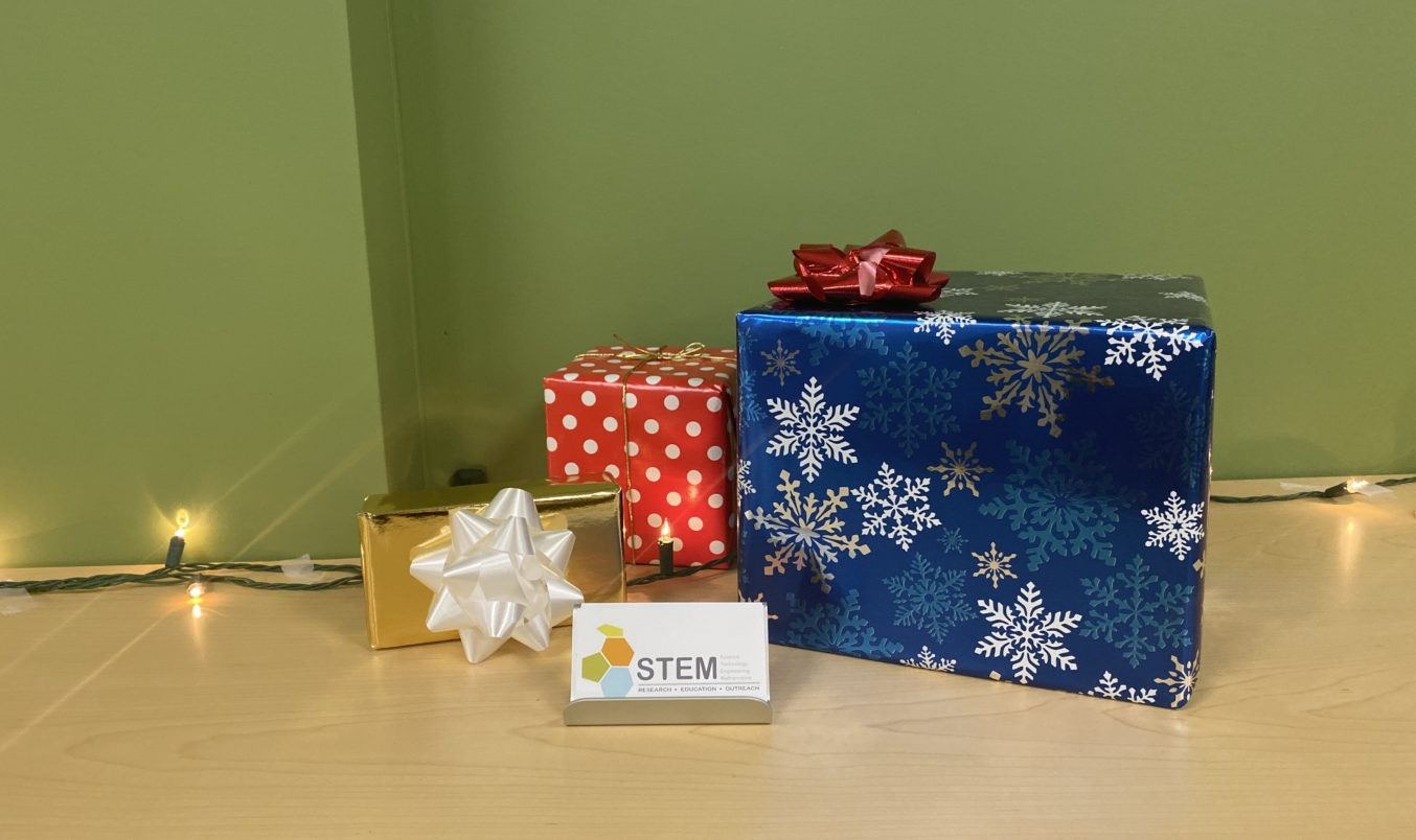 STEM Center Holiday Hours
