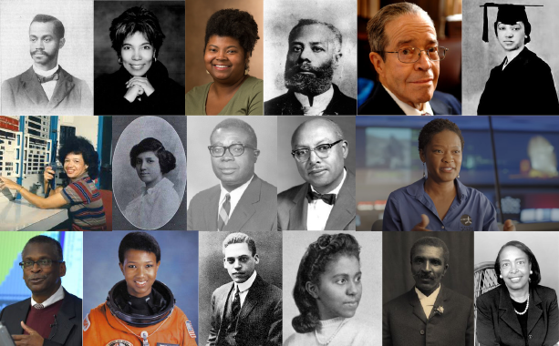 Black History Month - A STEM Like Me Story